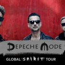 DEPECHE MODE Announce North American GLOBAL SPIRIT Tour Dates