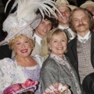 Photo: Hill-O, Dolly! Hillary Clinton Visits Bette Midler and the Cast of HELLO, Doll Photo