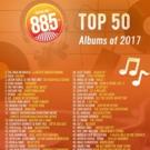 THE NEW 88.5 FM Announces LA's 2017 Top Albums Results