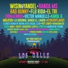 Flo Rida, El Tri, Zion & Lennox and More to Perform at Los Dells Festival