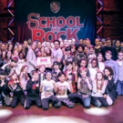 Photo: SCHOOL OF ROCK Celebrates 500 Performances on the West End