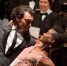 BWW Review:  Bryce Pinkham and Denee Benton Mix Love and Politics in MasterVoices' OF Photo