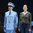 Photo Coverage: Sasson Gabay Takes His First Bow in THE BAND'S VISIT