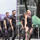 BWW TV: CHICAGO Paints the Town at Broadway in Bryant Park Photo