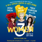 Critically Acclaimed Actress Anita Dobson Leads The Cast of Stage Traffic Productions' World Premiere Of 3WOMEN