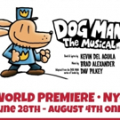 TheaterWorksUSA Releases Tickets for DOG MAN: THE MUSICAL to the General Public Photo