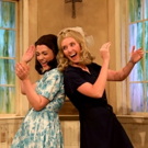 Libby Riggins And Christopher Rose of FIRST BAPTIST OF IVY GAP at Mill Town Players