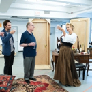 Photo Flash: In Rehearsal with Janet McTeer & Company for BERNHARDT/HAMLET! Photo