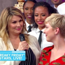 VIDEO: Watch FREAKY FRIDAY Stars Talk New Movie Musical on GOOD MORNING AMERICA