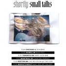 Shortly Kicks-Off Co-Headline Tour with Small Talks on May 24