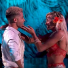 VIDEO: Jordan Fisher Earns Perfect Score for MOANA-Themed Foxtrot on DWTS' 'Disney Ni Video