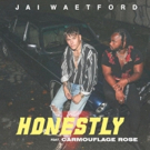 Jai Waetford Releases New Single HONESTLY ft. Carmouflage Rose Photo