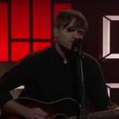 VIDEO: Benjamin Gibbard Performs 'And I Love Him' on CONAN