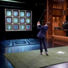 FedExCup Champion Justin Thomas and Jimmy Fallon Compete in Golf Competition on THE TONIGHT SHOW