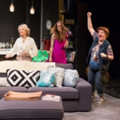 Photo Flash: Surprise! First Look at Hayley Mills & Company in PARTY FACE Photo