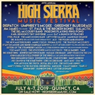 High Sierra Music Festival Announces Dispatch, Steel Pulse, Tauk, and More Photo