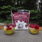 Marinas Menu & Lifestyle: CAPE COD SELECT CRANBERRIES Makes Refreshing Cranberry-Mango White Sangria