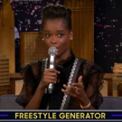 VIDEO: Black Panther's Letitia Wright Takes on the Wheel of Freestyle Photo