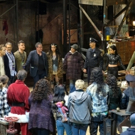 Photo Flash: The Cast of RENT on FOX Meets the OBC and More During Rehearsal