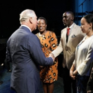 His Royal Highness The Prince Of Wales Visits The Old Vic To Mark Its Birthday Photo
