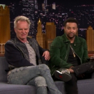 VIDEO: Jimmy Fallon Plays Who Sang It? with Sting and Shaggy Photo