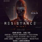 Ultra Music Festival Drops Resistance Miami Lineup Photo