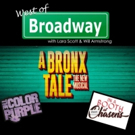 The 'West of Broadway' Podcast Heads to the Red Carpet of the A BRONX TALE Tour in Lo Photo