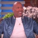 VIDEO: Dwayne Johnson Talks His Crush on Frances McDormand on The Ellen Show