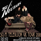 The Nectars Announce Debut Album SCI-FI TELEVISION + Tour Dates