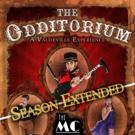 Debut Season of THE ODDITORIUM Extends Its Run Photo