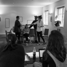 Photo Flash: Inside Rehearsal for GROTTY at The Bunker
