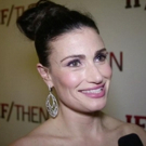 #TBT: Idina Menzel Returns to Broadway in IF/THEN!