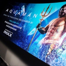 Photo Flash: Jason Momoa Surprises Fans in Times Square Before AQUAMAN Screening