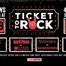 Get Your TICKET TO ROCK This Summer with Some of the Hottest Tours Bundled Together v Photo