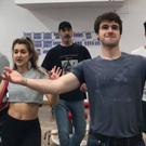 Photo/Video: Go Inside Rehearsals for THE FLAMINGO KID at Hartford Stage