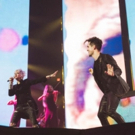 Photo Flash: Cyndi Lauper Joins Panic! At The Disco on Stage For a KINKY BOOTS Reunion