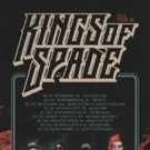 Hawaii's Kings of Spade Announce Continental US Tour Dates