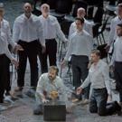 Photo Flash: Yannick Nezet-Seguin Conducts Wagner's PARSIFAL Photo