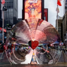 WINDOW TO THE HEART Selected as the Winner of Times Square Valentine Heart Design Competition