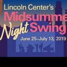 Lincoln Center to Host MIDSUMMER NIGHT SWING Photo