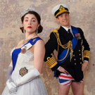 Photo Flash: First Photo Released of Rosie Holt and Brendan Murphy in THE CROWN DUAL