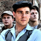 Thursday 5(+1): Ridley, Rankin, Petrille and Blake from Chaffin's Barn's NEWSIES Photo