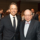 Photo Flash: Seth Meyers & More Attend Human Rights First Awards Dinner