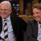 VIDEO: Steve Martin Got Great Advice from Oprah About Supporting Martin Short Video