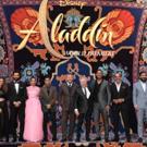 Photo Flash: See Will Smith, Alan Menken, Darren Criss, and More at the ALADDIN Premi Photo