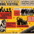 ELECTRIC SOUL FESTIVAL Presents Kool & The Gang, Level 42, Heather Small, The Brand New Heavies