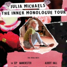 Julia Michaels Announces U.K. Shows For September