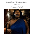 FEMME FATALE By Janelle Lawrence Comes to The Triad Theatre Photo