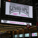 Up On The Marquee: BERNHARDT/HAMLET Arrives on Broadway Photo