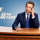 Scoop: Upcoming Guests on LATE NIGHT WITH SETH MEYERS, 3/11-3/18 on NBC Photo